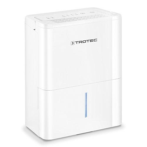 TROTEC Komfort-Luftentfeuchter TTK 32 E Geeignet für Flächen bis 15m²...