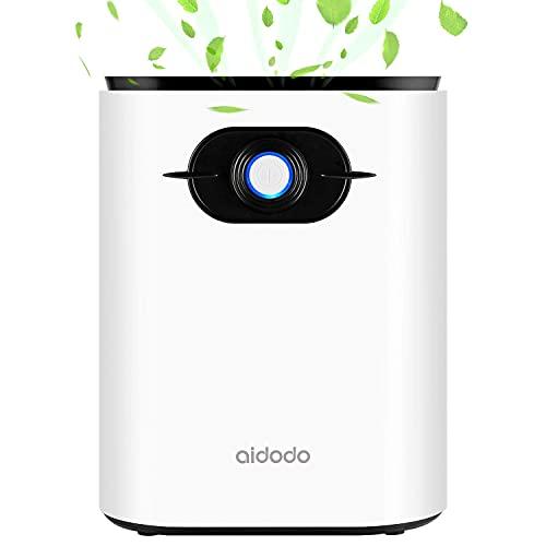 Luftentfeuchter, Aidodo 1200ml mini elektrischer raumentfeuchter...
