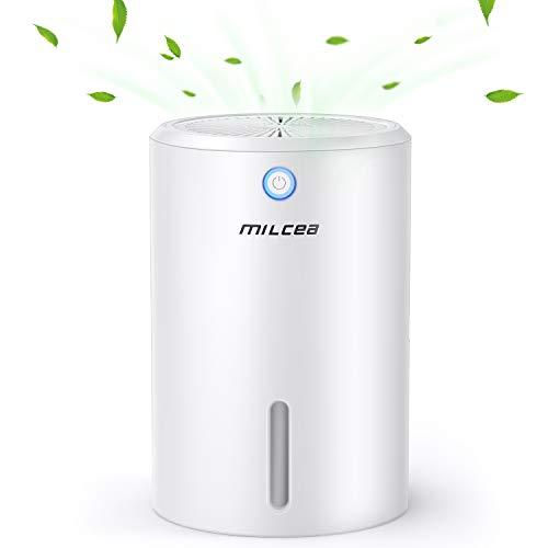 MILcea Luftentfeuchter 900ml 22.5W Elektrisch Entfeuchter Mini...