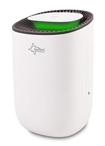 SUNTEC Mini Luftentfeuchter DrySlim 300 Point – für Räume bis 30 M³ (...