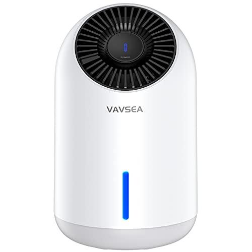 VAVSEA Luftentfeuchter 1500ml Luftentfeuchter Elektrisch Testsieger...