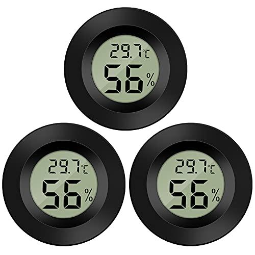 Thlevel 3X Mini LCD Digital Thermometer Temperatur Luftfeuchtigkeit Tester...