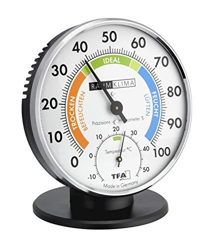 TFA Dostmann Präzisions Thermo-Hygrometer,45.2033 , zur...