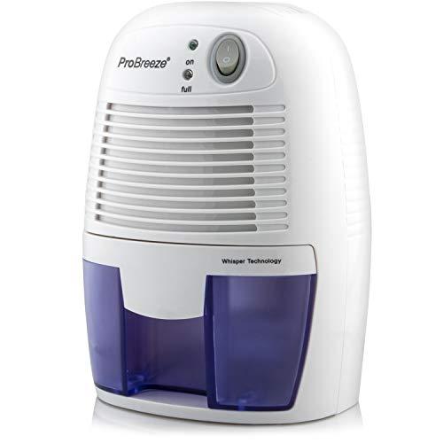 Pro Breeze Luftentfeuchter Mini 500ml Entfeuchter gegen Feuchtigkeit,...