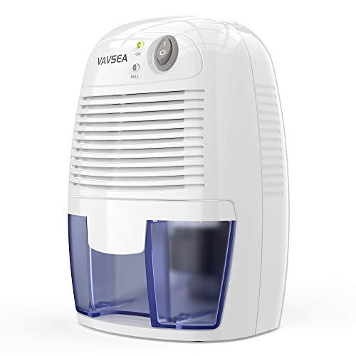 VAVSEA Luftentfeucht Elektrisch 500ml Mini Luftentfeuchter Tragbarer...
