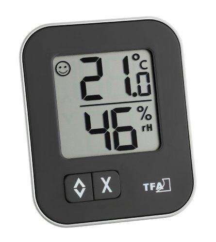 TFA Dostmann Moxx digitales Thermo-Hygrometer, 30.5026.01, zur...*