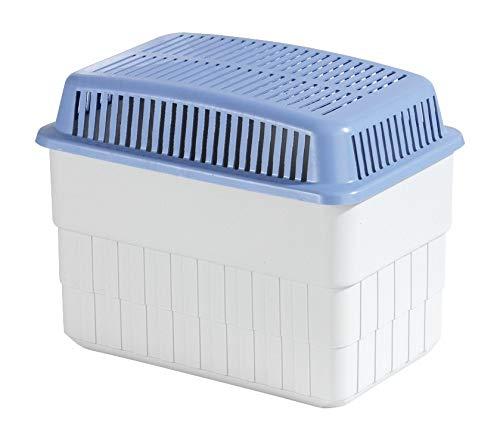 WENKO Feuchtigkeitskiller mit 1 kg Granulatblock, Raumentfeuchter, fasst...