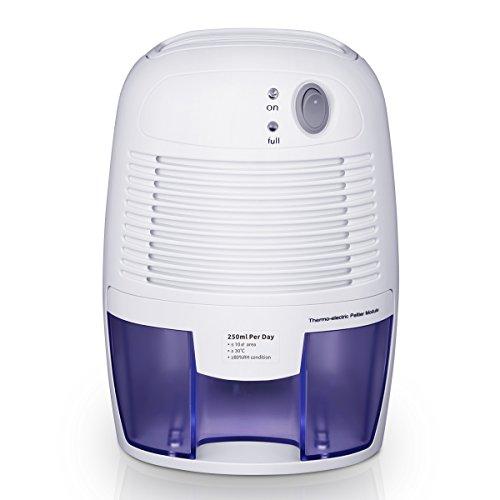 Luftentfeuchter mit 500mL Wassertank Großvolumige Luftentfeuchter Air...*