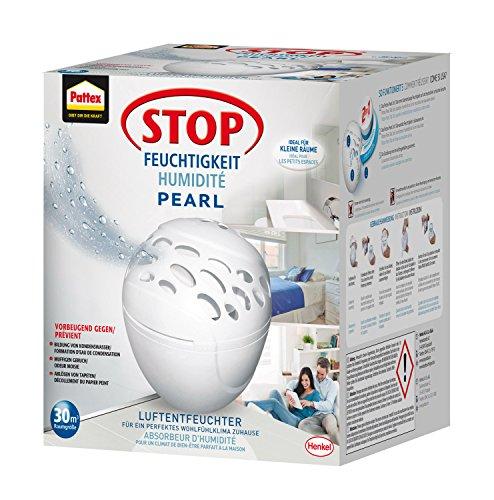 Pattex Stop Feuchtigkeit Pearl Luftentfeuchter / Räume bis 30m³ /...