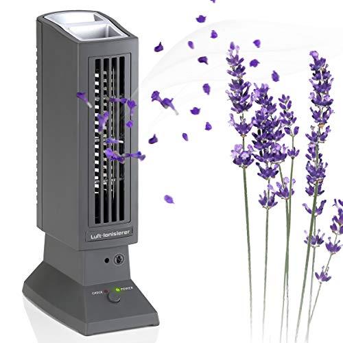Tevigo 90690 Luftreiniger Ionisierer für Allergiker und Raucher*