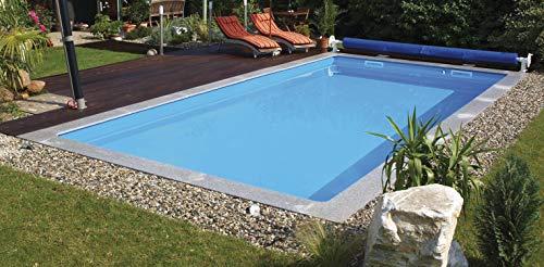 Steinbach Styroporpool Basic Set 1, 600 x 300 x 150 cm - Folienfarbe blau:...*