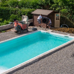 Poolbau was ist zu beachten