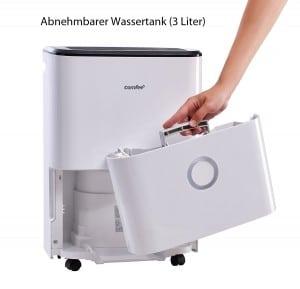 Comfee MDDF-16DEN3 Luftentfeuchter, Bautrockner
