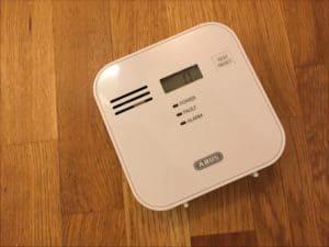 ABUS COWM300 Kohlendioxid Warnmelder