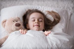 Luftfeuchte im Bett und Schlafzimmer
